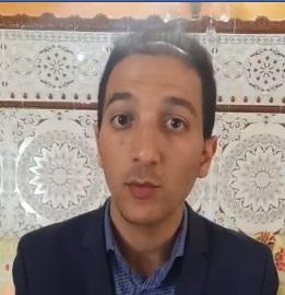 محاظرة عن بعد للدكتور أمين السعيد في موضوع منظومة الأمم المتحدة لحقوق الإنسان