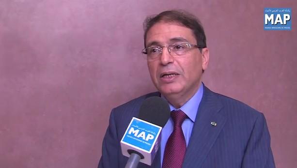 تنصيب الدكتور عبد المجيد غميجة المدير العام الجديد للمعهد العالي للقضاء