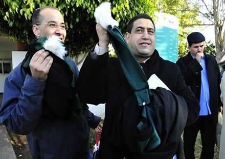 """على هامش قضية القاضي الدكتور الهيني """"بؤس السياسة"""""""