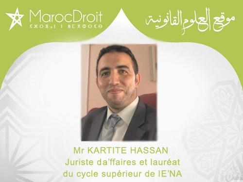 L'affectio societatis en droit des sociétés: réflexions autours d'une notion conceptuelle et fonctionnelle Par Mr KARTITE HASSAN