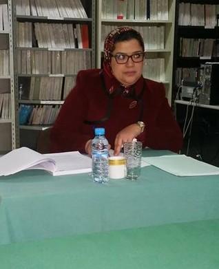 ماستر قانون العقود والعقار: مناقشة رسالة في القيود الواردة على الملكية العقارية الخاصة في التشريع المغربي  تحت إشراف الدكتور الحسين بلحساني  تقدمت بها الباحثة فدوى حوطش