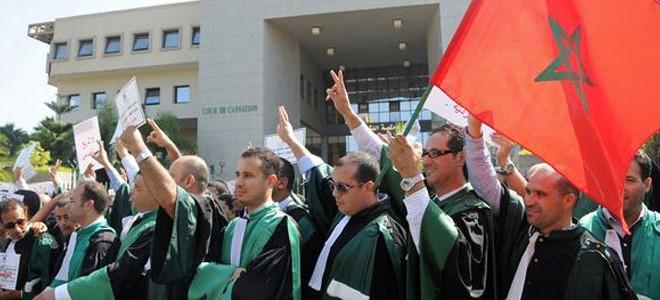 بلاغ المكتب التنفيذي لنادي قضاة المغرب المؤكد لتنظيم الوقفة الوطنية للقضاة بمحكمة النقض بعد قليل