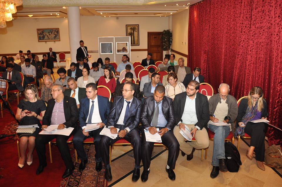 """الندوة  الدولية لجمعية عدالة بالرباط حول """"الحكامة الأمنية وحقوق الإنسان بالمغرب"""