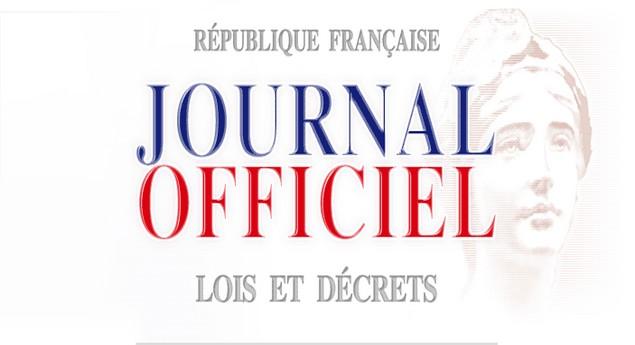 مرسوم 14 نوفمبر 2015 المعلن لوجود فرنسا في حالة طوارئ - متوفر باللغة الفرنسية