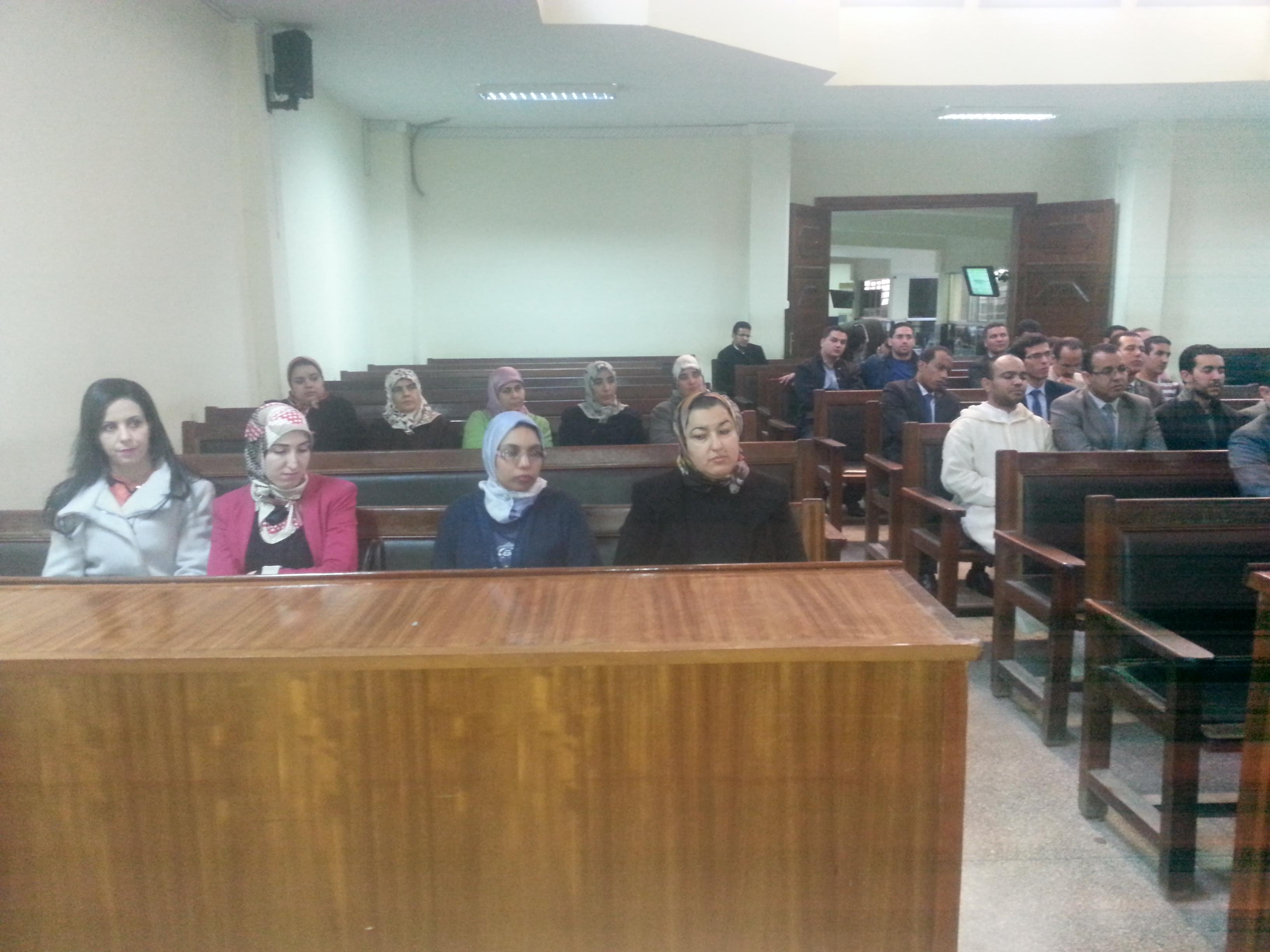 حول إنتخابات رئاسة المكتب الجهوي لنادي قضاة المغرب بمحكمة اﻻستئناف بوجدة