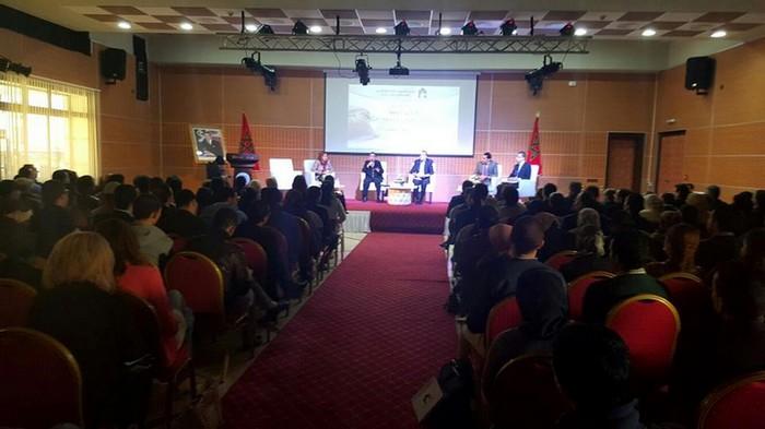 تقرير حول ندوة نادي قضاة المغرب بطنجة  حول موضوع:  واجب التحفظ بين الإطار القانوني و الواقع العملي