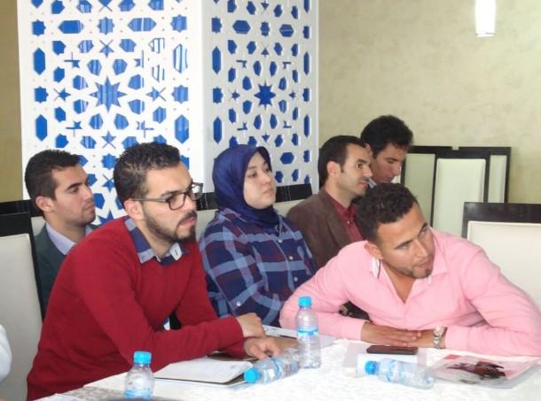 الحسيمة: حول الدورتين التكوينيتين في مجال حقوق الإنسان وحقوق السجناء والمحتجزين