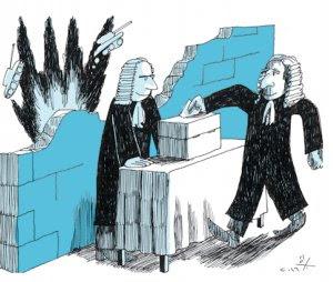 انتخابات المجلس الأعلى للقضاء في ليبيا: رسالة وحدة وسط انقسام عارم