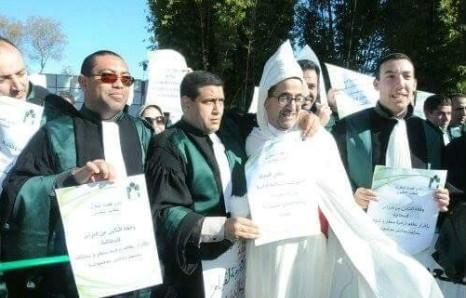 رسالة إلى زملائي القضاة بمناسبة انتخابات المجلس الأعلى للسلطة القضائية
