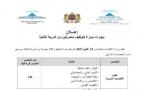 وزارة الإقتصاد والمالية: مباراة لتوظيف 171 متصرفا من الدرجة الثانية - 27 غشت 2017 آخر أجل لإيداع الترشيحات