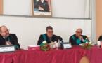 مختبر تشريعات الأسرة والهجرة: مناقشة أطروحة لنيل الدكتوراه في القانون الخاص في موضوع تنازع قوانين الطلاق بين المغرب وأوروبا تحت  إشراف الدكتور محمد شهيب  للباحثة سناء بوعرورو