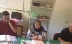 ماستر العقود و العقار: مناقشة رسالة تحت عنوان حماية الأجير في عقد الشغل عن بعد  -دراسة مقارنة- تحت إشراف الدكتورة دنيا مباركة