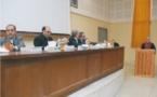 وحدة التكوين والبحث في قانون التجارة الدولية: مناقشة أطروحة في موضوع الاستثمار الأجنبي بالمغرب بين التنظيم القانوني والمقاربة التنموية