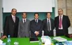 تقرير حول مناقشة أطروحة  تحت عنوان عدالة القرب بالمغرب محاولة في وضع المقومات وتقييم الحصيلة
