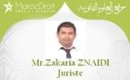 La séparation des  biens des époux  Au sens de l'article 49 de la Moudouwana Par Mr Zakaria ZNAIDI