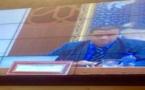 مداخلة االمستشار عبد الله الكرجي خلال أشغال ندوة المجلس الوطني لحقوق الإنسان حول القانون الجنائي والمسطرة الجنائية رهانات وإصلاح بمقر مجلس النواب